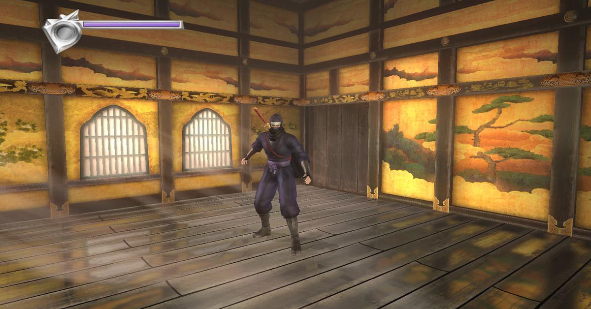 The original Ninja Gaiden Black and II code has apparently been lost