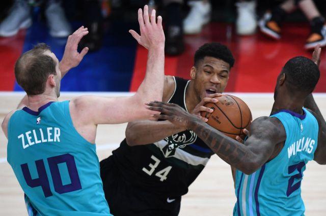 Charlotte Hornets vs Milwaukee Bucks NBA Odds and Predictions