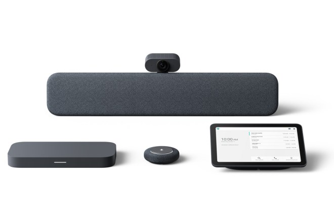 Google_Series_One_Medium_Room_Kit.0 Google announces its own Meet hardware bundle, but it's only for conference rooms | The Verge