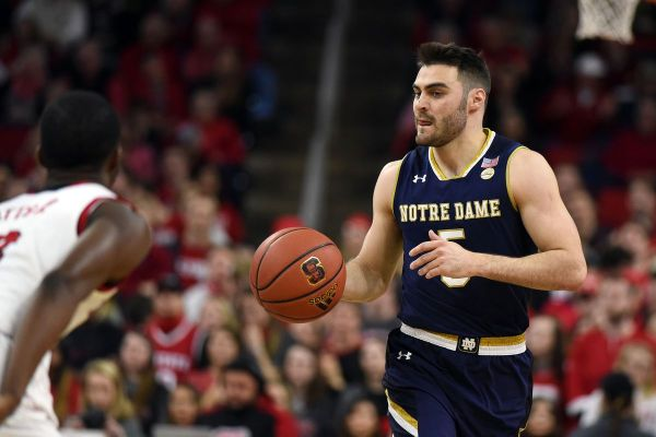 Notre Dame Basketball: Boston College Game Preview - One ...