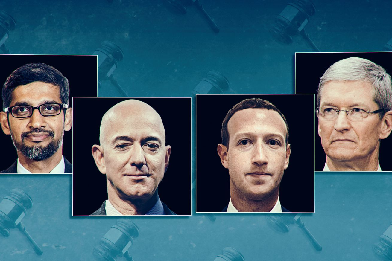 What Amazon, Google, Facebook and Apple have in common