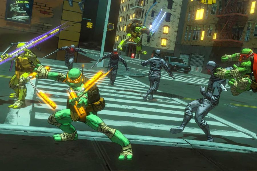 Platinum s Ninja Turtles game pulled from digital stores after less     Teenage Mutant Ninja Turtles  Mutants in Manhattan PlatinumGames Activision