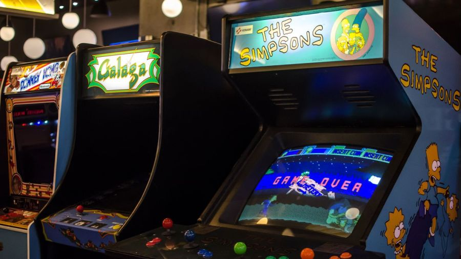 Cowabunga  A4cade and Roxy s Central Are Here to Fill Your Life With     Several games at A4cade Rachel Leah Blumenthal for Eater