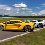 The Lamborghini Aventador S Is Music For An Ultra Luxury Car Lover S Ears The Verge