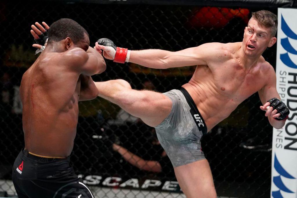 UFC Fight Night Vegas 17: Thompson vs Neal Salaries and Bonuses