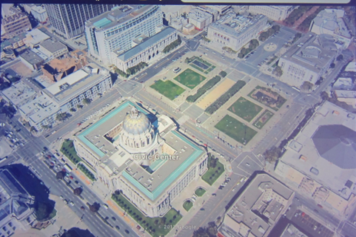 Google Earth to get radically better 3D images  new UI on iOS and     3d maps