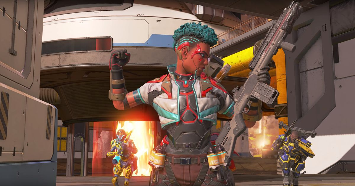 Apex Legends returns to the original map in the new System Override event