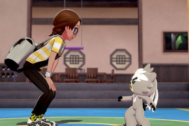 EbcLgqYVAAIrmZI.0 Pokémon Sword and Shield's new island is a better version of the Wild Area | The Verge