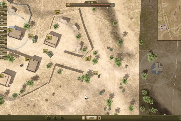 Close Combat was nearly done when the developer changed