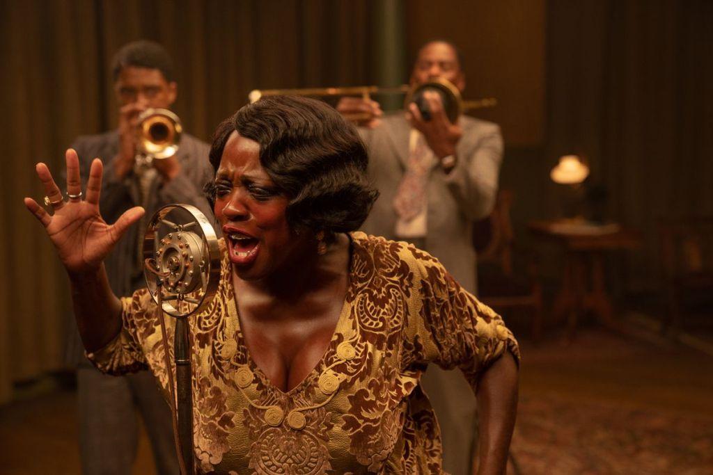 Ma Rainey's Black Bottom on Netflix review: Viola Davis and Chadwick Boseman are stunning - Vox