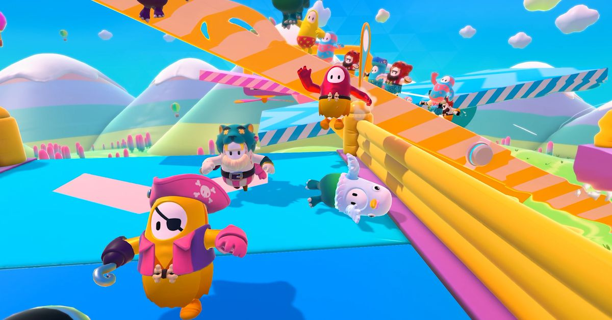 Fall Guys is the feel-good game of the summer