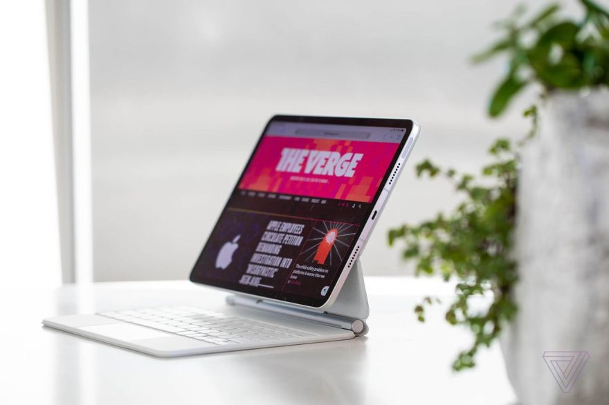 The 2021 11-inch iPad Pro. This review has focused a lot on the 12.9, but other than the screen and size the 11-inch is the same.