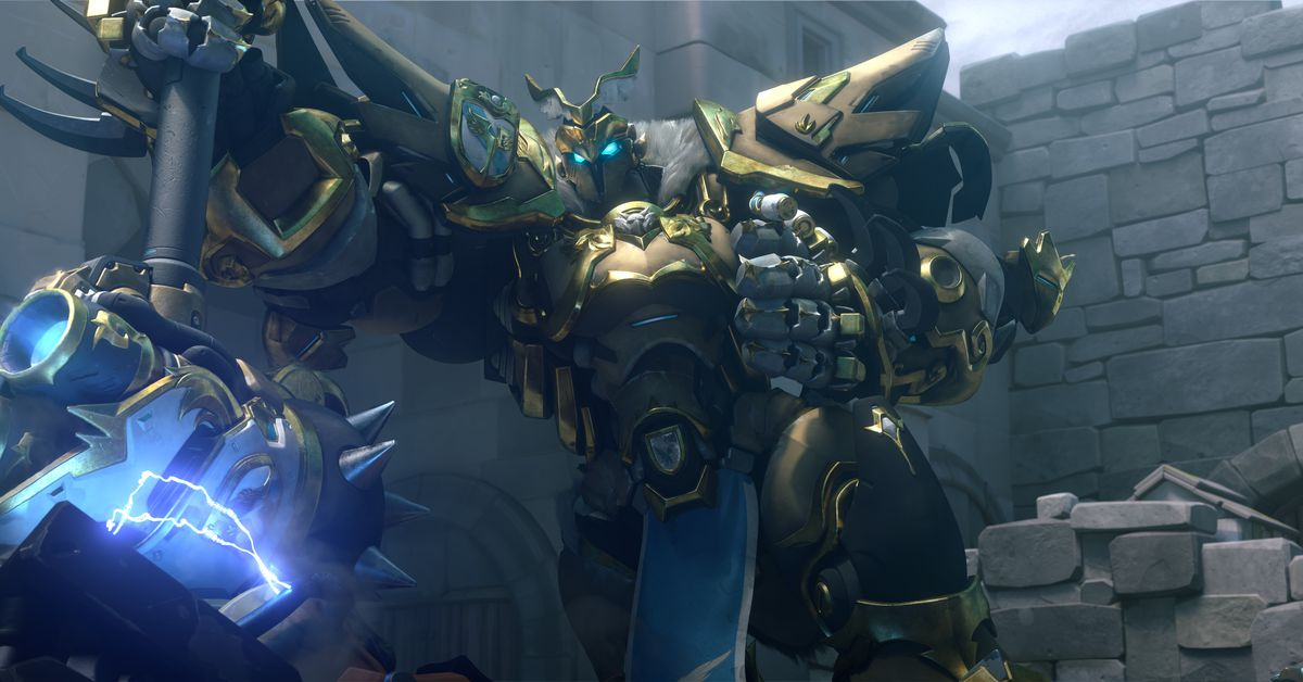 Overwatchs New Competitive Season Releases With Queue Changes Ranked Rewards Heroes Never Die