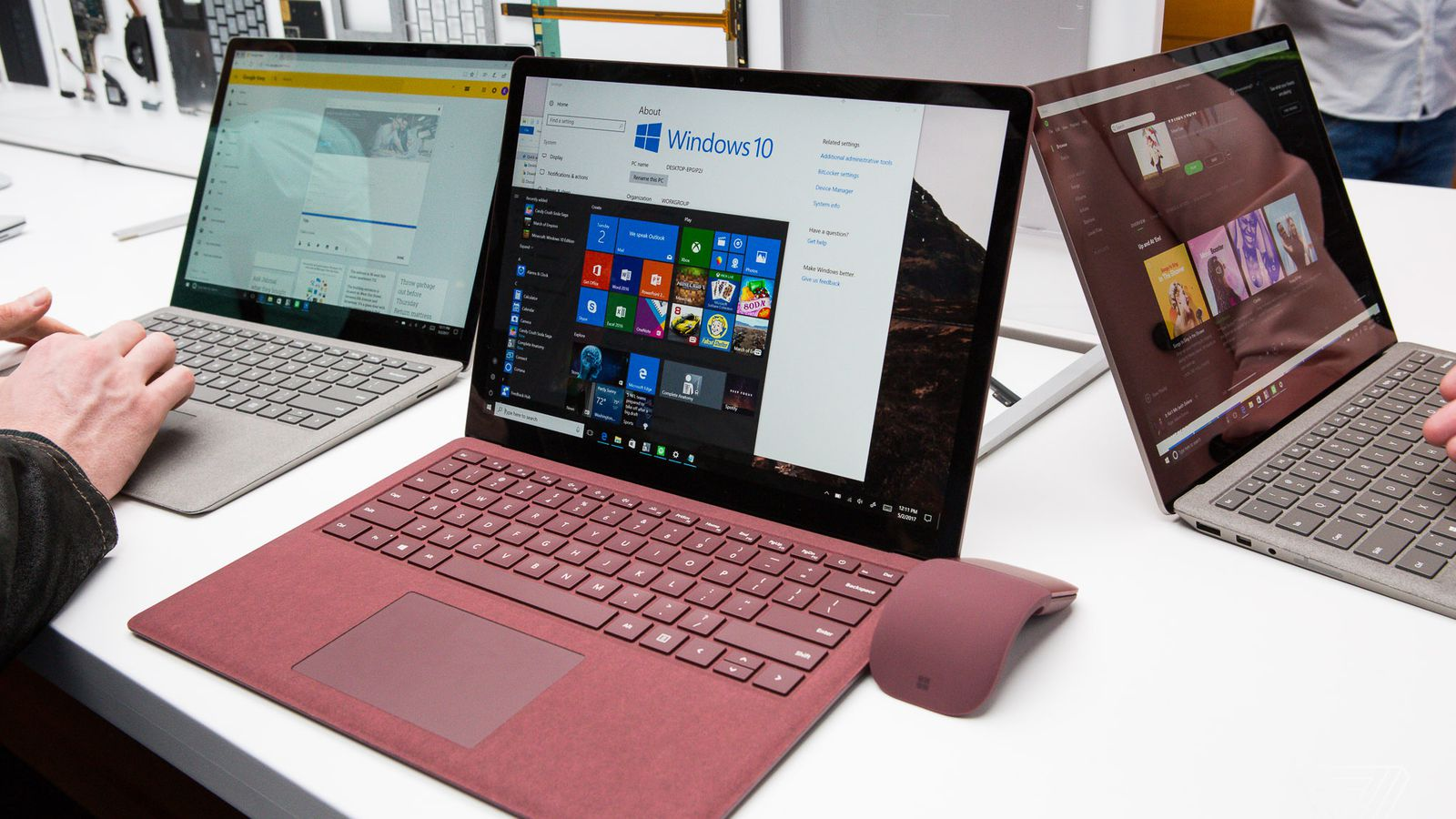 Microsoft Now Lets Surface Laptop Owners Revert To Windows