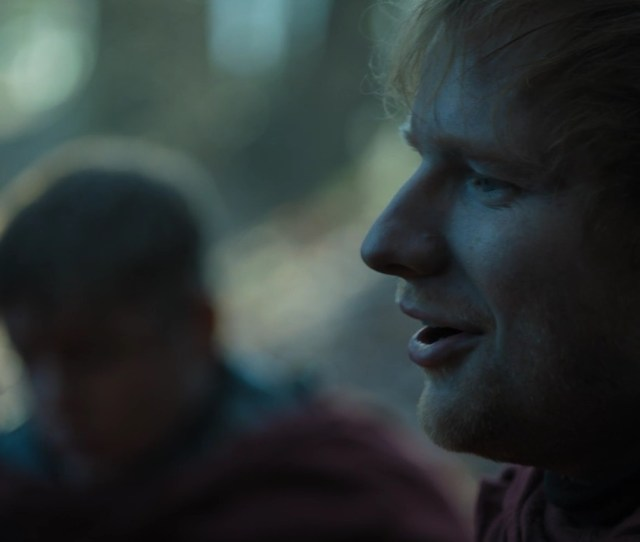 Ed Sheeran Made The Most Delightful Cameo In The Game Of Thrones Season  Premiere