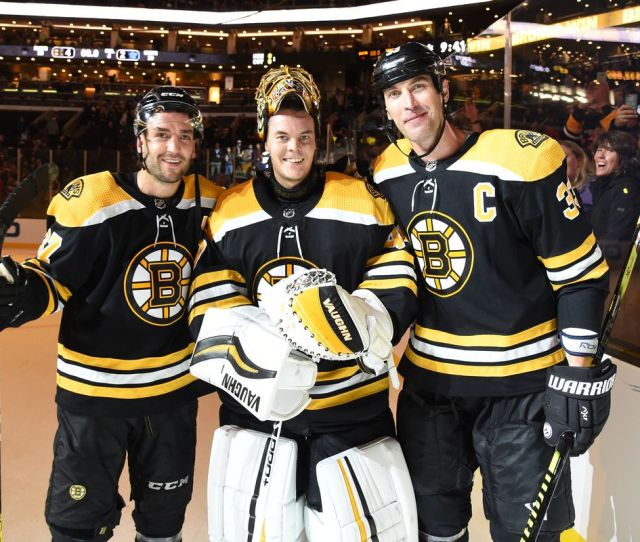 Who Are The Top  Bruins Of The S Stanley Cup Of Chowder