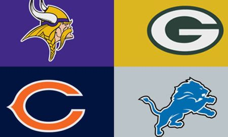NFL Football NFC North