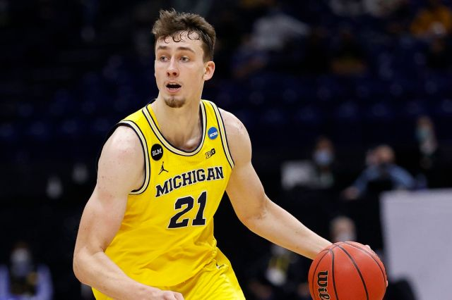 Franz Wagner officially declares for 2021 NBA Draft - Maize n Brew