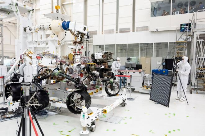 PIA23314.0 NASA delays launch of its next Mars rover as time runs out for takeoff | The Verge