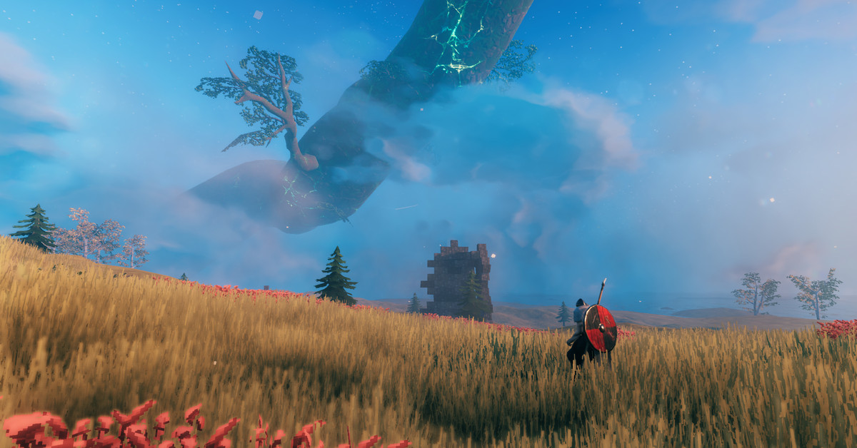 The Valheim steam sensation sold 5 million copies in a month