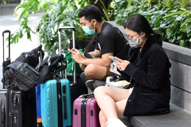 SINGAPORE-CHINA-HEALTH-VIRUS