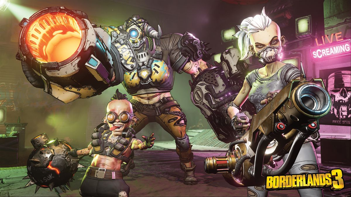 The Children of the Vault in Borderlands 3