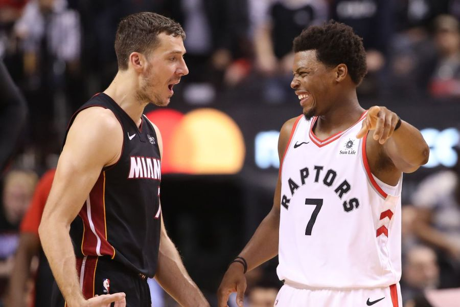 NBA Free Agency 2021: Toronto has reportedly signed-and-traded Lowry for Goran  Dragic — now what? - Raptors HQ