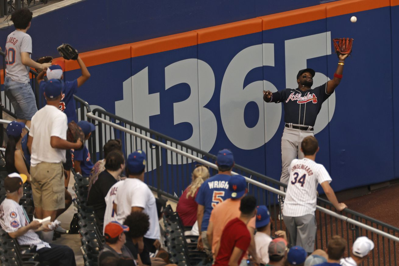 Atlanta Braves v New York Mets - Game One