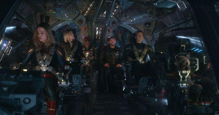Avengers: Endgame screenshot