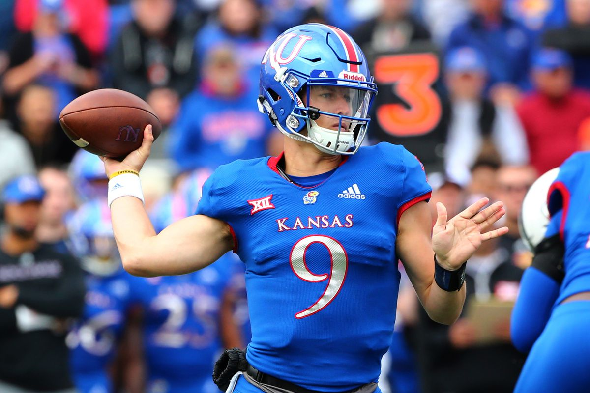 Kansas Jayhawks Football: Why Can't Carter Stanley Win The