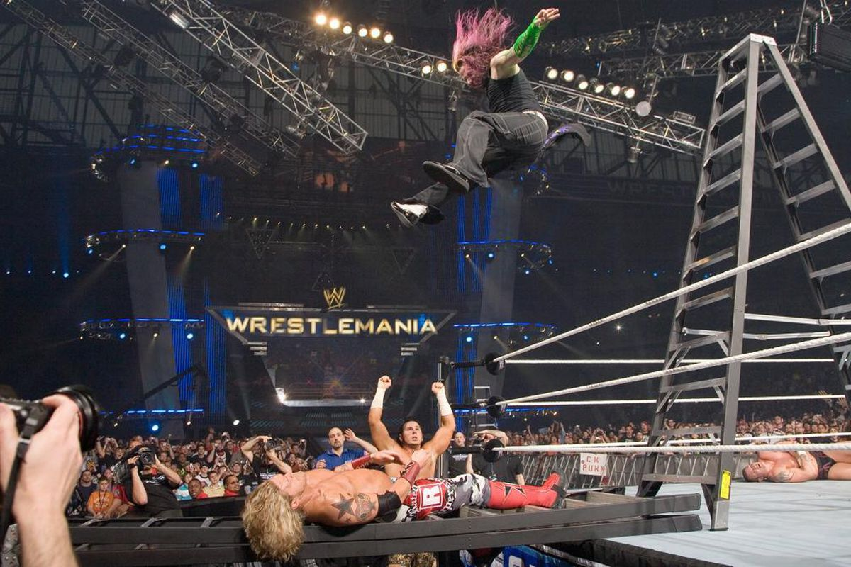 Every WrestleMania match ranked – Cageside Seats