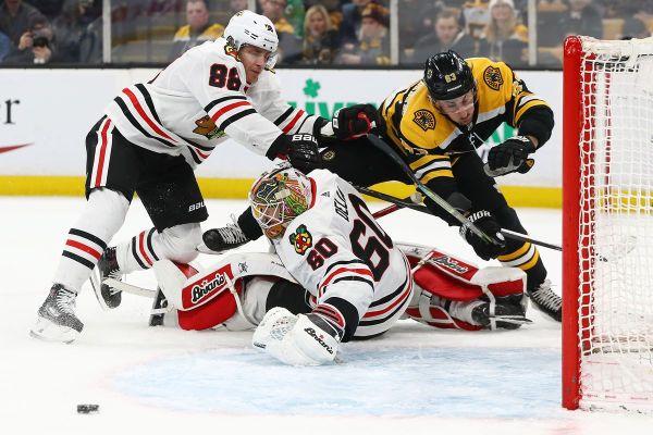 Blackhawks vs Bruins 2019: results, score, recap, highlights - Second City  Hockey