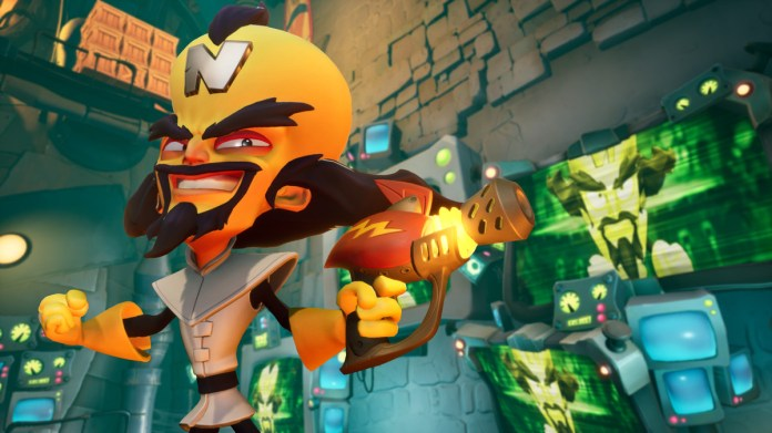 Cortex in Crash Bandicoot 4: It's About Time