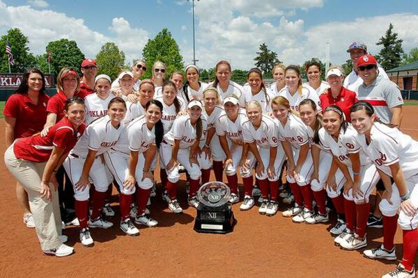 OU Softball 2013 | Sooners Cap Off Big 12 Title Winning ...