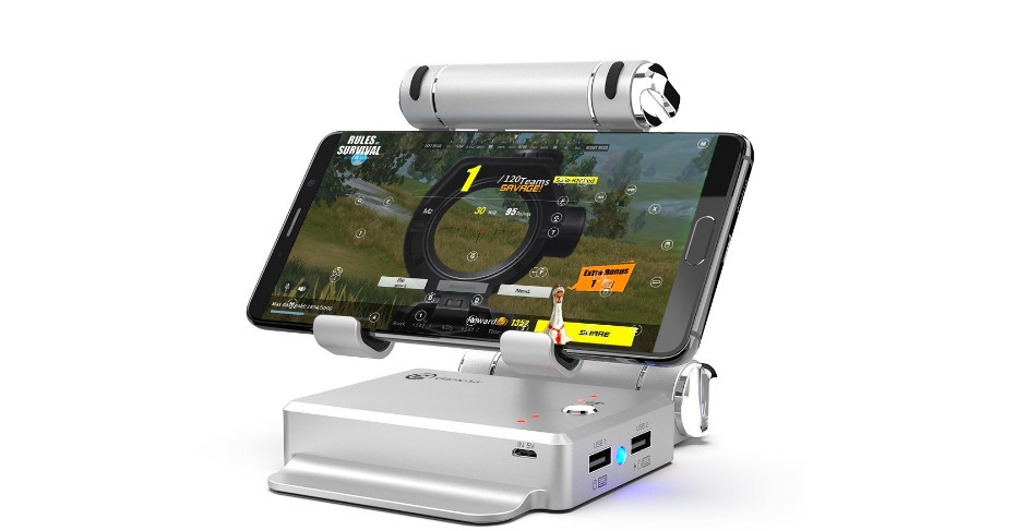 Stick To Fortnite On PC And Consoles This Mobile Dock Isn