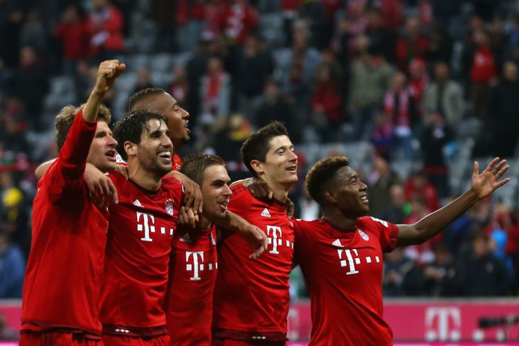 Six Bayern Munich players nominated for UEFA Team of the ...