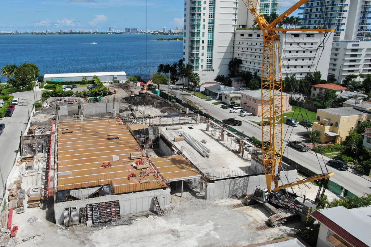 Construction Update Missoni Baia Condo Tower Ready To