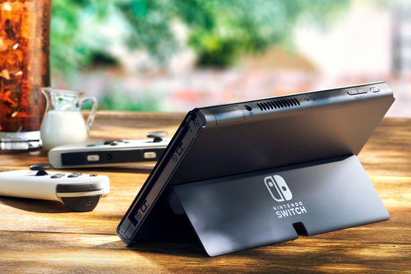 Nintendo Switch con schermo OLED