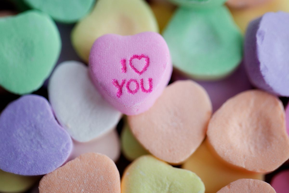 Valentine S Day No Sweethearts Candy Conversation