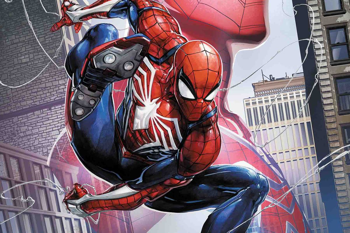 Insomniac Games Ps4 Spider Man Will Join Marvel Comics