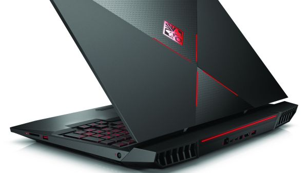 HP's first Omen X gaming laptop includes easy access to ...
