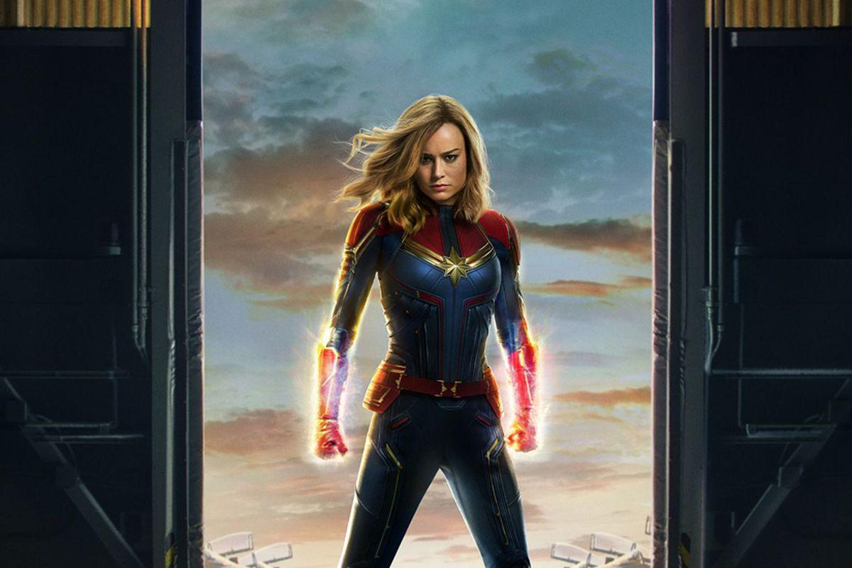 captain marvel box office: the movie's $455 million worldwide total