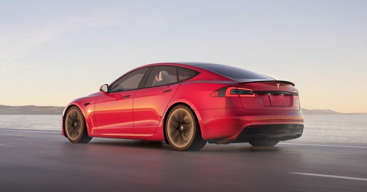 Tesla Model S Plaid 'delivery event' confirmed for June 3rd