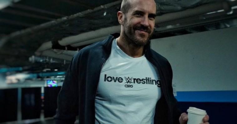 Cesaro loves wrestling. We love Cesaro.