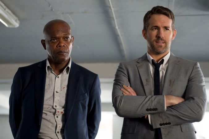 Image result for the hitmans bodyguard
