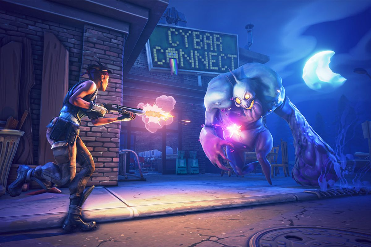 Fortnite Briefly Features PS4 And Xbox One Cross Platform Play Update Polygon