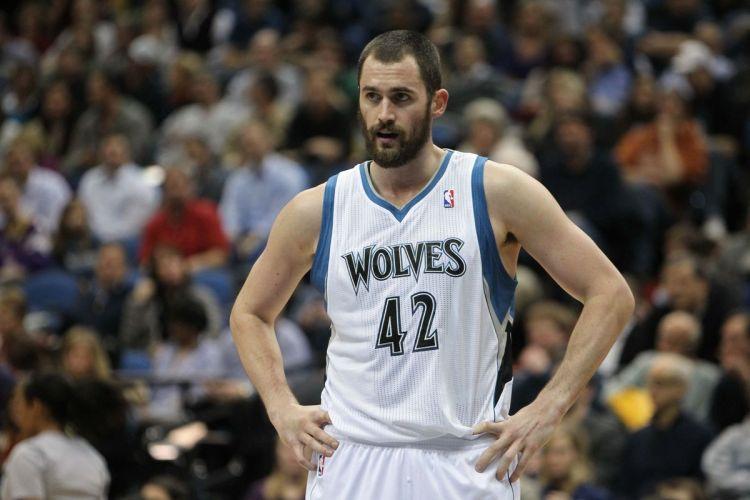 Kevin Love blasts Timberwolves, David Kahn - Canis Hoopus