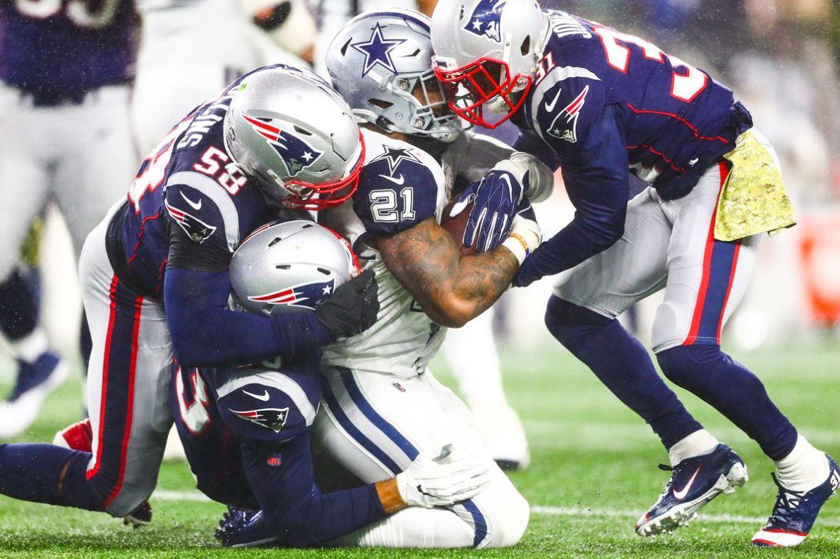 Patriots vs Cowboys final score: New England wins defensive battle 13-9 -  Pats Pulpit