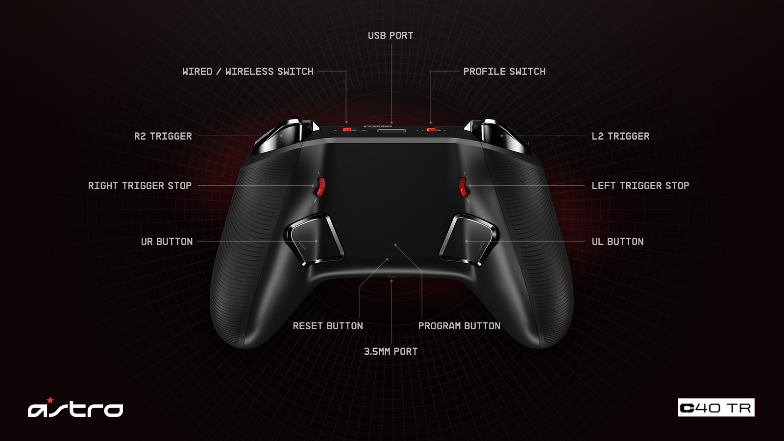 Headset Legend Astro Just Made An Elite 200 Gamepad For