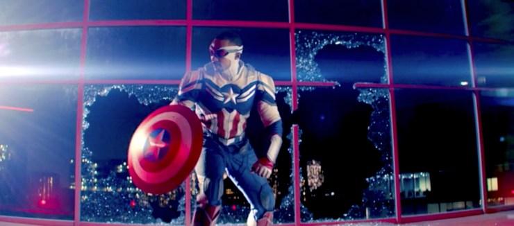 Falcon y el Soldado del Invierno Episodio 6 Capitán América Sam análisis sharon carter